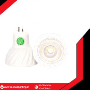 لامپ سرامیکی 6 وات پایه سوزنی ویمکس