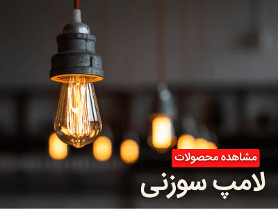 لامپ سوزنی