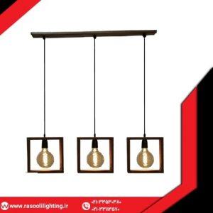 چراغ دکوراتیو کد RLD3
