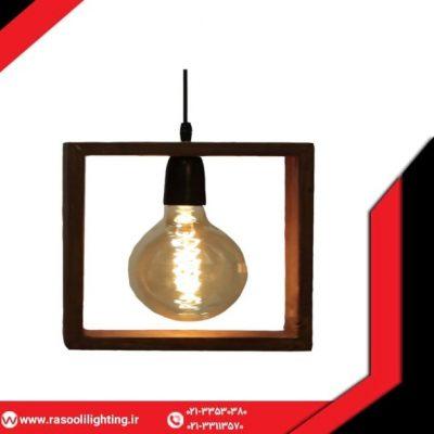 چراغ دکوراتیو کد RLD7