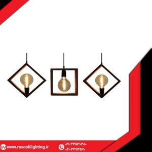 چراغ دکوراتیو کد RLD9