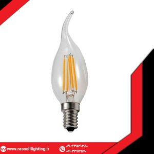 لامپ شمعی ال ای دی