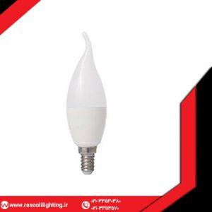 لامپ اشکی مات ۷ وات