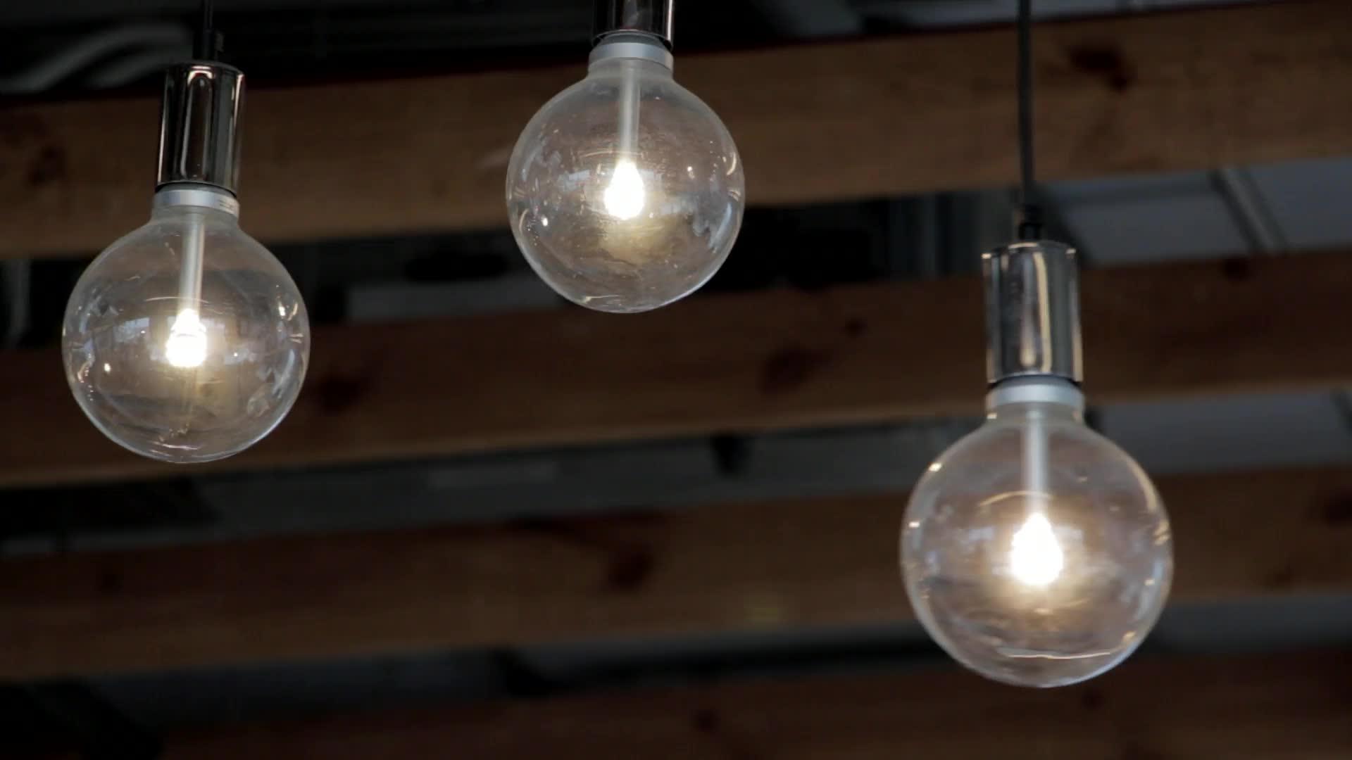 Dancing bulb